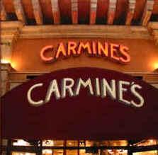 Carmine 39 s restaurant review celiac disease and gluten for Carmines nyc