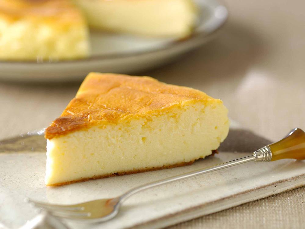 Rice Flour Lemon Cake