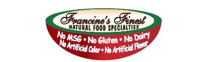 Introducing our newest sponsor: Francine's Finest, makers of raw, gluten-free, dairy-free, vegetarian, non-gmo Quinoa Protein Bars