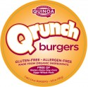 Qrunch Quinoa Burgers, a veggie burger with a crunch: gluten-free, dairy-free, vegan, vegetarian, non-GMO (Review + Giveaway)