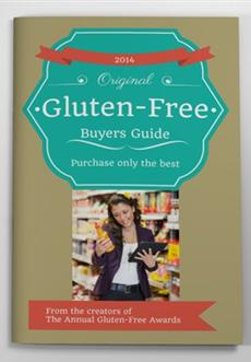 Gluten Free Buyers Guide