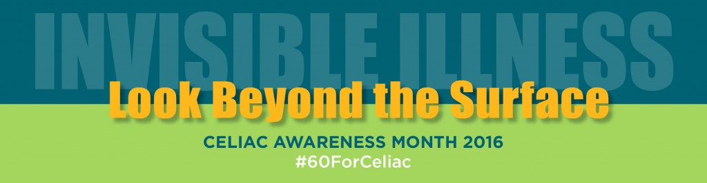 Invisible Illness_Celiac Awareness Month_Landing Page Banner