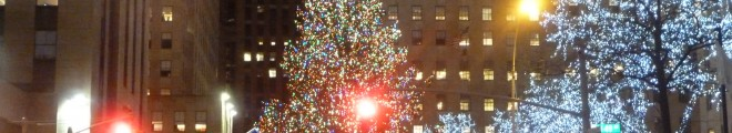 A Kid-friendly (& Gluten-Free) Visit to New York City during the Holidays